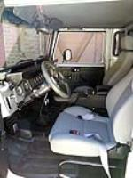 1965 TOYOTA LAND CRUISER FJ-45 CUSTOM PICKUP - Interior - 181869