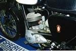 1958 BSA BANTAM MOTORCYCLE - Engine - 182086