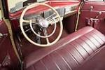 1940 OLDSMOBILE SERIES 60 CONVERTIBLE - Interior - 182096