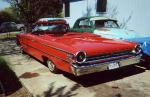 1963 FORD GALAXIE 500 XL CONVERTIBLE - Rear 3/4 - 18241