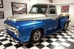 1953 FORD F-100 CUSTOM PICKUP - Front 3/4 - 182424