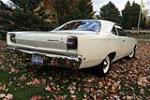 1968 PLYMOUTH ROAD RUNNER - Rear 3/4 - 182443