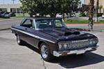 1964 PLYMOUTH SPORT FURY CUSTOM 2 DOOR HARDTOP - Front 3/4 - 182451