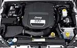 2012 JEEP WRANGLER CUSTOM SUV - Engine - 182459
