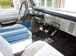 1975 FORD BRONCO CUSTOM SUV - Interior - 182462