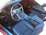 1971 CHEVROLET CORVETTE 2 DOOR COUPE - Interior - 182481