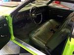 1973 PLYMOUTH DUSTER CUSTOM - Interior - 182518