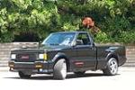 1991 GMC SYCLONE PICKUP - Front 3/4 - 182563