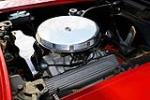 1962 CHEVROLET CORVETTE CONVERTIBLE - Engine - 182607