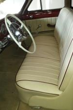 1949 HUDSON COMMODORE 4 DOOR HARDTOP - Interior - 182626