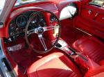 1967 CHEVROLET CORVETTE COUPE - Interior - 182656