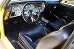 1972 CHEVROLET CHEVELLE CUSTOM CONVERTIBLE - Interior - 183820