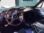 1967 FORD MUSTANG CUSTOM FASTBACK - Interior - 183887