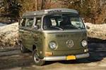 1972 VOLKSWAGEN WESTFALIA POP-UP CAMPER - Front 3/4 - 183899
