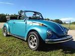 1979 VOLKSWAGEN SUPER BEETLE CONVERTIBLE - 183915
