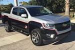 2015 CHEVROLET COLORADO PICKUP - Front 3/4 - 183964