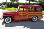 1952 WILLYS CUSTOM WAGON - Front 3/4 - 183986