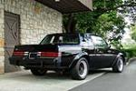 1987 BUICK GRAND NATIONAL GNX - Rear 3/4 - 184006