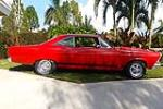 1967 FORD FAIRLANE 500 GT HARDTOP - Side Profile - 184060