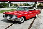 1963 FORD GALAXIE 500 CUSTOM - Front 3/4 - 184116
