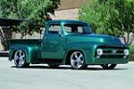 1953 FORD CUSTOM PICKUP - Front 3/4 - 184255