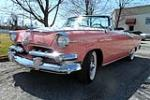1955 DODGE ROYAL LANCER CONVERTIBLE - Front 3/4 - 184300