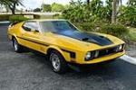 1973 FORD MUSTANG MACH 1 FASTBACK - Front 3/4 - 184393