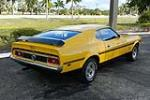 1973 FORD MUSTANG MACH 1 FASTBACK - Rear 3/4 - 184393