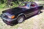 1976 MERCEDES-BENZ 450SL ROADSTER - 184433