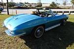 1965 CHEVROLET CORVETTE L78 CONVERTIBLE - Rear 3/4 - 184462