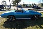 1965 CHEVROLET CORVETTE L78 CONVERTIBLE - Side Profile - 184462