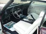 1970 CHEVROLET CHEVELLE CONVERTIBLE - Interior - 184471