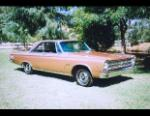 1965 PLYMOUTH SPORT SATELLITE 426 WEDGE -  - 18458
