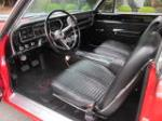 1967 PLYMOUTH SATELLITE GTX CUSTOM 2 DOOR HARDTOP - Interior - 184784