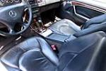 2000 MERCEDES-BENZ SL500 ROADSTER - Interior - 185165