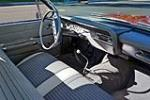 1961 CHEVROLET IMPALA SS 409 BUBBLE TOP - Interior - 185502