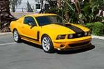 2007 FORD MUSTANG SALEEN PARNELLI JONES LIMITED EDITION - Front 3/4 - 185585