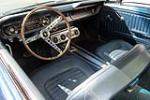 1965 FORD MUSTANG FASTBACK - Interior - 185751