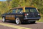 1961 CHEVROLET CORVAIR CUSTOM STATION WAGON - Rear 3/4 - 185772