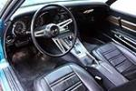 1972 CHEVROLET CORVETTE  - Interior - 185799