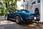 1972 CHEVROLET CORVETTE  - Rear 3/4 - 185799