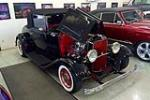 1932 FORD CABRIOLET CUSTOM - Front 3/4 - 185814