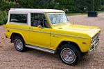 1973 FORD BRONCO 4X4 - Front 3/4 - 185858