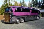 1969 MCI MC-6 MOTOR HOME - Rear 3/4 - 185891