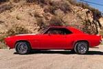 1969 CHEVROLET CAMARO Z/28 - Side Profile - 185935