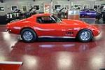 1969 CHEVROLET CORVETTE CUSTOM COUPE - Side Profile - 186012