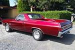 1971 CHEVROLET EL CAMINO PICKUP - Rear 3/4 - 186107