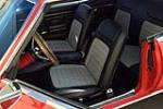 1968 CHEVROLET CAMARO CUSTOM - Interior - 186350