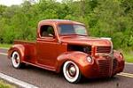 1946 DODGE CUSTOM PICKUP - Side Profile - 186454