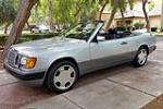 1993 MERCEDES-BENZ 300CE CONVERTIBLE - Front 3/4 - 186515